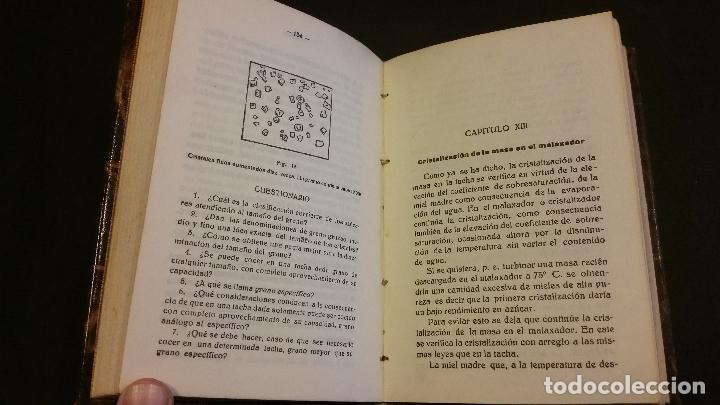 Libros antiguos: 1932 - KUJARENKO - MANUAL DEL COCEDOR AZUCARERO - Foto 3 - 104592763