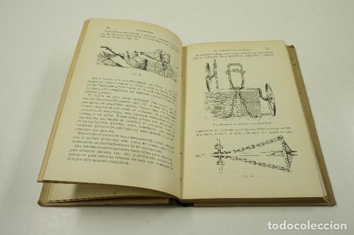 Libros antiguos: rudimentos de agricultura española, celso gomis, 1900, 1ª edición, barcelona, firmado. 12x17,5cm - Foto 2 - 104594547
