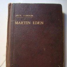 Libros antiguos: JACK LONDON - MARTIN EDEN (TESORO / EDICIONES SIGLO XX, 1949). TRAD. JOAQUÍN RODRÍGUEZ CASTRO.. Lote 104615923