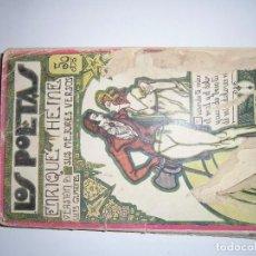 Libros antiguos: LIBRO LOS POETAS 1929. Lote 104723087