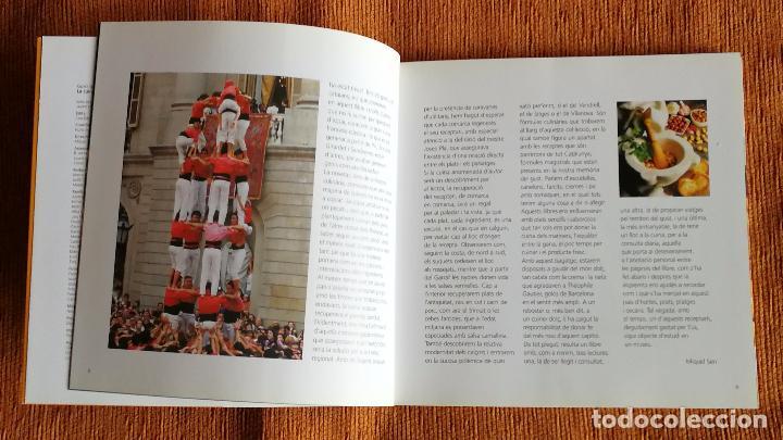 Libros antiguos: LG 08 - GUÍES GASTRONÓMIQUES CATALUNYA - COMPLETA (22) RECETAS POR COMARCAS - GASTRONOMÍA CATALANA - Foto 3 - 117050422