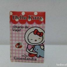 Libros antiguos: DIARIO DE VIAJE HELLO KITTY GROENLANDIA Nº2. Lote 104802095