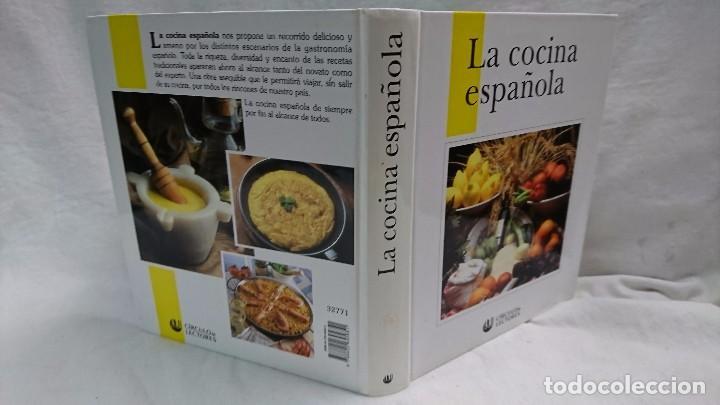Libros antiguos: LA COCINA ESPAÑOLA CÍRCULO DE LECTORES - Foto 6 - 104891531