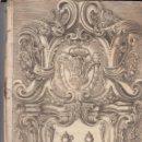 Libros antiguos: REAL CEDULA DE COMERCIO COLEGIO Y ARTE DE PLATEROS BARCELONA DADO EN SEVILLA 1732. Lote 112551844