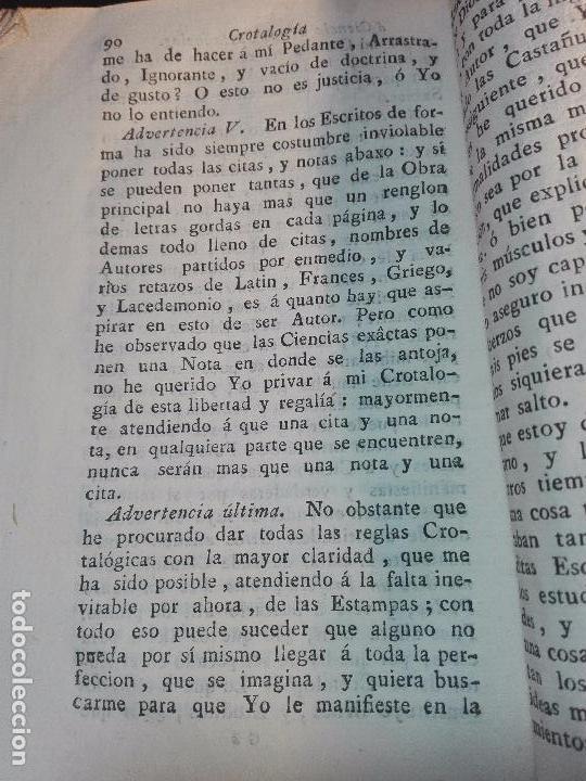 Libros antiguos: CROTALOGÍA O CIENCIA DE LAS CASTAÑUELAS - FRANCISCO AGUSTÍN FLORENCIO - IMPRENTA REAL - MADRID -1792 - Foto 6 - 105065935