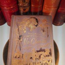 Libros antiguos: COMMENT IL FAUT CHOISIR - UN CHEVAL - PAR LE COMTE DE MONTIGNY - PARÍS - J. ROTHSCHILD ÉDITEUR - . Lote 105068139