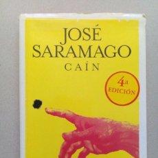 Libros antiguos: CAIN / JOSE SARAMAGO. Lote 105102659