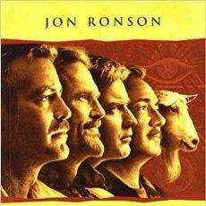 Libros antiguos: LOS HOMBRES QUE MIRABAN FIJAMENTE A LAS CABRAS. DE JON RONSON. PARAPSICOLOGIA,GUERRA PSICOLÓGICA,UFO. Lote 105107991