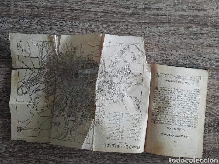 Libros antiguos: guia práctica y artística de Granada 1907 - Foto 6 - 105120332