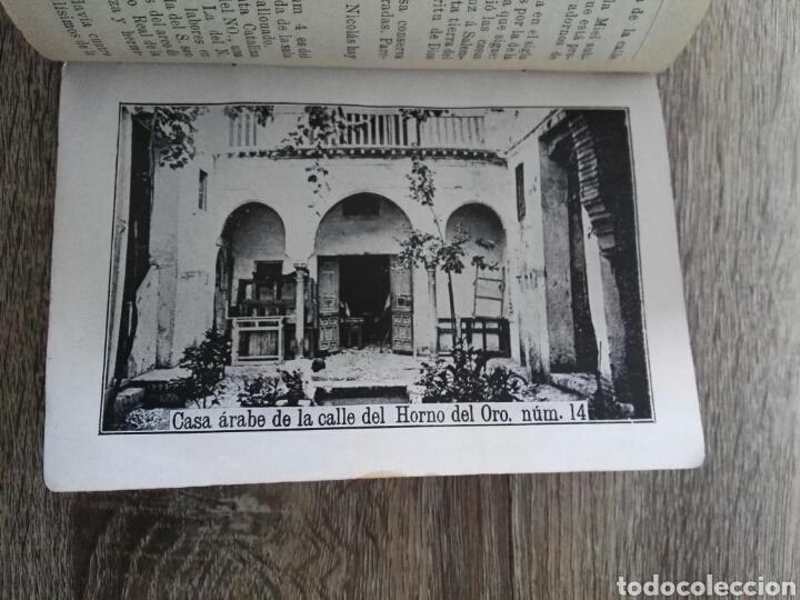Libros antiguos: guia práctica y artística de Granada 1907 - Foto 8 - 105120332
