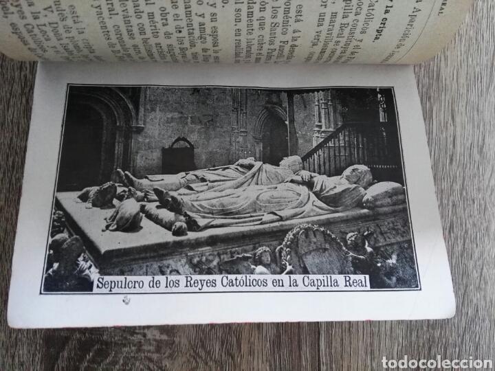 Libros antiguos: guia práctica y artística de Granada 1907 - Foto 11 - 105120332