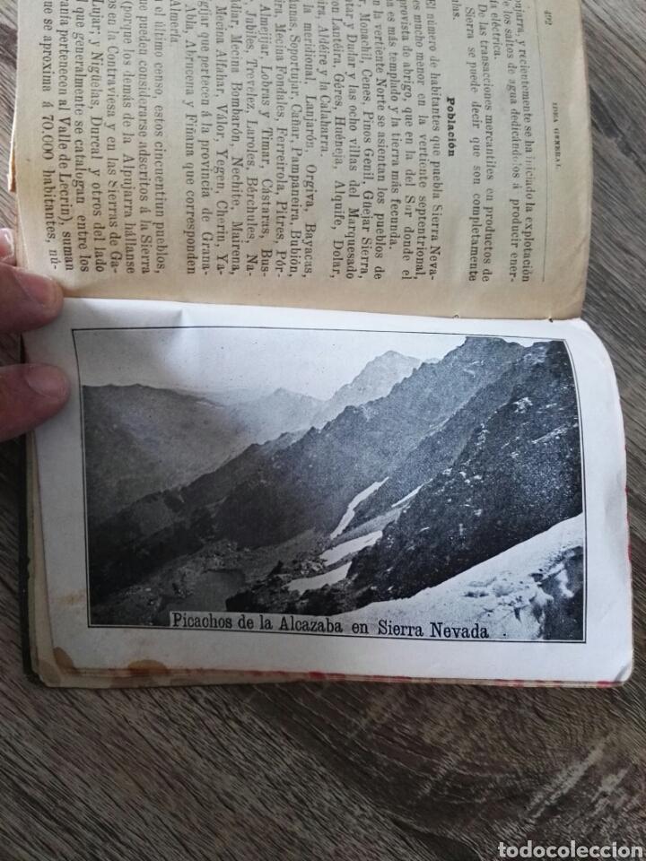 Libros antiguos: guia práctica y artística de Granada 1907 - Foto 12 - 105120332