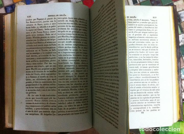 Libros antiguos: Juan de Mariana. Historia de España. 1841 - Foto 9 - 89874324