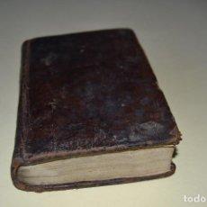 Libros antiguos: CONFERENCIA O INSTRUCCIONES DE LAS DOMINICAS 1794. Lote 105258251