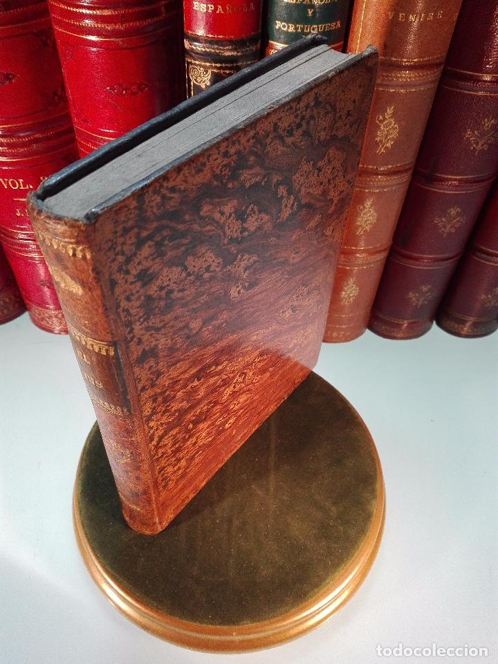 Libros antiguos: EL IRIS - SEMANARIO ENCILOPÉDICO - 2 TOMOS - FEBRERO Y DE JULIO A NOVIEMBRE DE 1841 - MADRID - - Foto 2 - 105259099