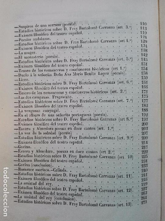 Libros antiguos: EL IRIS - SEMANARIO ENCILOPÉDICO - 2 TOMOS - FEBRERO Y DE JULIO A NOVIEMBRE DE 1841 - MADRID - - Foto 19 - 105259099