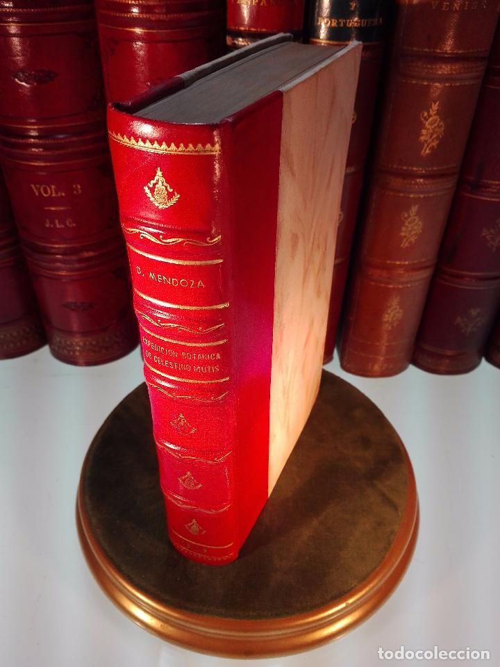 ÚNICO A LA VENTA - EXPEDICIÓN BOTÁNICA DE JOSÉ CELESTINO MUTIS AL NUEVO REINO DE GRANADA - 1909 - (Libros Antiguos, Raros y Curiosos - Historia - Otros)
