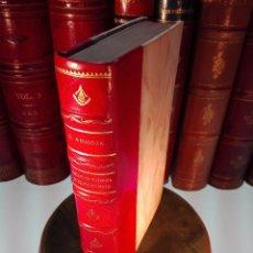 Libros antiguos: ÚNICO A LA VENTA - EXPEDICIÓN BOTÁNICA DE JOSÉ CELESTINO MUTIS AL NUEVO REINO DE GRANADA - 1909 -. Lote 105262115