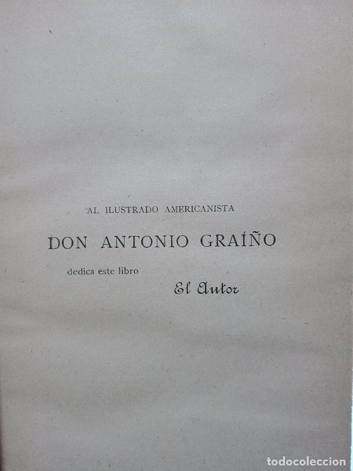Libros antiguos: ÚNICO A LA VENTA - EXPEDICIÓN BOTÁNICA DE JOSÉ CELESTINO MUTIS AL NUEVO REINO DE GRANADA - 1909 - - Foto 6 - 105262115