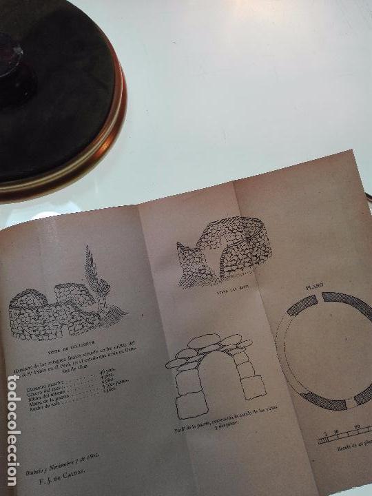 Libros antiguos: ÚNICO A LA VENTA - EXPEDICIÓN BOTÁNICA DE JOSÉ CELESTINO MUTIS AL NUEVO REINO DE GRANADA - 1909 - - Foto 9 - 105262115
