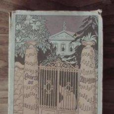 Libros antiguos: LA QUINTA DE PALMYRA (NOVELA GRANDE) - GÓMEZ DE LA SERNA, RAMÓN. Lote 105234666