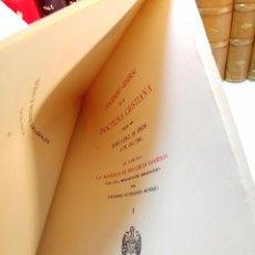 Libros antiguos: CANCIONERO GENERAL DE LA DOCTRINA CRISTIANA - MADRID - 1962 - INTONSO - BIBLIÓFILOS ESPAÑOLES -. Lote 105417595