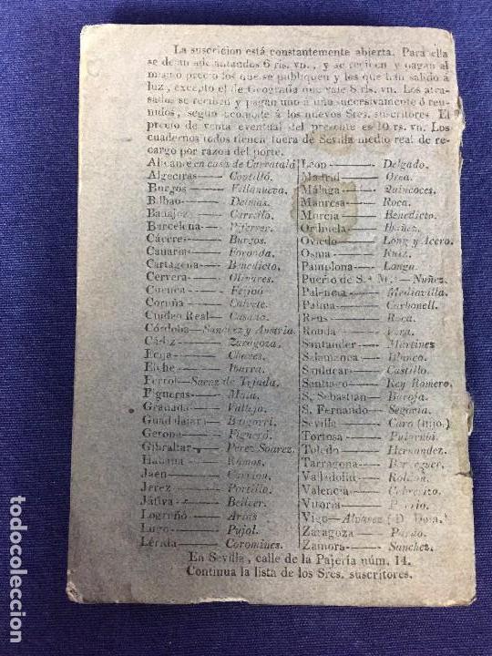 Libros antiguos: coleccion tratados breves metodicos ciencias literatura artes gramatica castellana sevilla 1829 - Foto 2 - 183231956