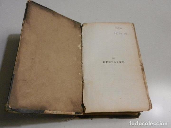 THE KEEPSAKE LONDON 1829 (Libros Antiguos, Raros y Curiosos - Otros Idiomas)