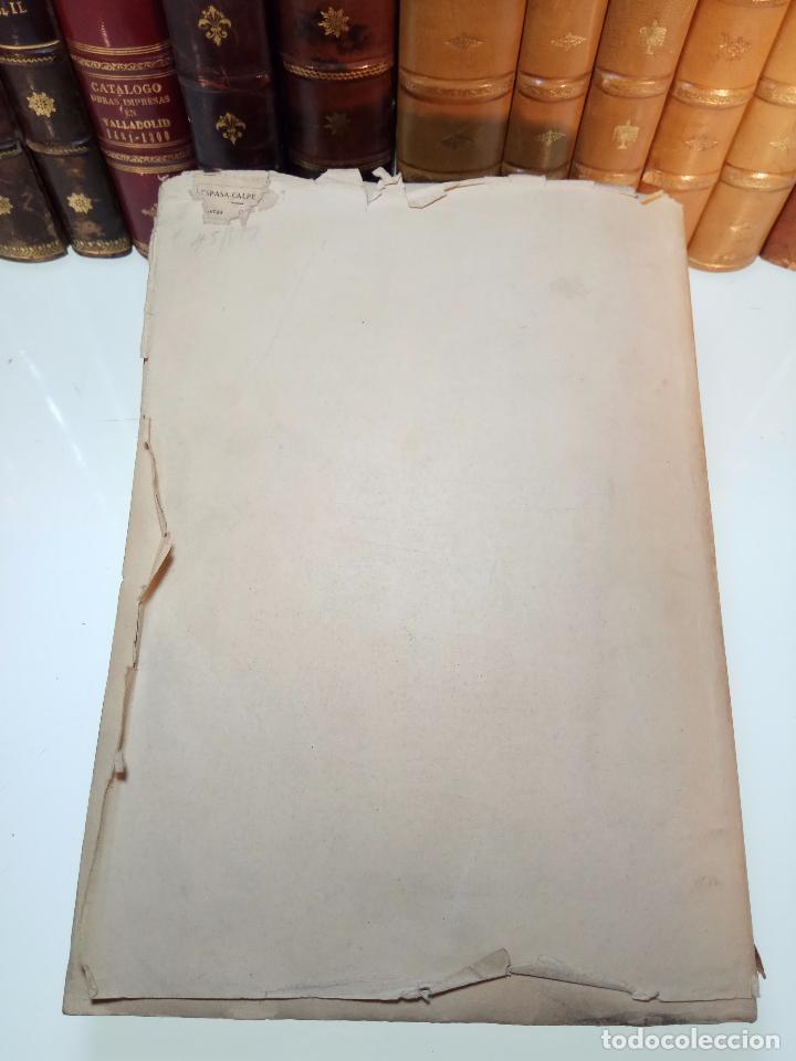 Libros antiguos: ARAUCO DOMADO POR EL LICENCIADO PEDRO DE OÑA - COL. INCUNABLES AMERICANOS - VOLUMEN XI - 1944 - - Foto 8 - 105606703