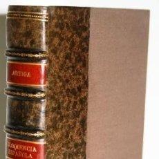 Libros antiguos: EPITOME DE LA ELOQUENCIA ESPAÑOLA - ARTIGA, FRANCISCO JOSEPH. Lote 105479568