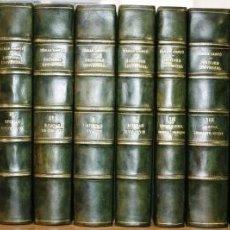 Libros antiguos: HISTORIA UNIVERSAL. 10 TOMOS - CANTÚ, CÉSAR. Lote 105470660