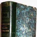 Libros antiguos: TRAITÉ D´HYDRAULIQUE A L´USAGE DES INGÉNIEURS - D´ABUISSON DE VOISINS, J.F. Lote 105531707