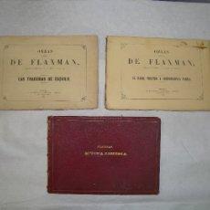 Libros antiguos: FLAXMAN: LA DIVINA COMEDIA DE DANTE ALIGHIERI, LAS TRAGEDIAS DE ESQUILO Y EL PADRE NUESTRO. Lote 63766531