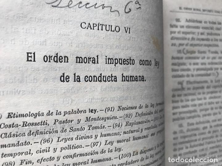 Libros antiguos: Principios morales básicos - Foto 3 - 105790191