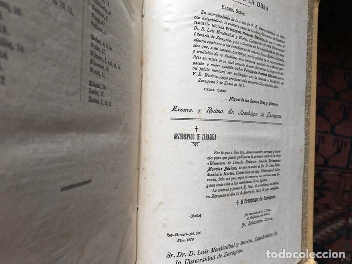 Libros antiguos: Principios morales básicos - Foto 4 - 105790191