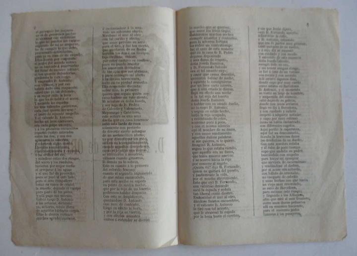 Libros antiguos: DON ANTONIO DE ORILLANA....TOLEDO - AÑO 1869 - Foto 2 - 105898035