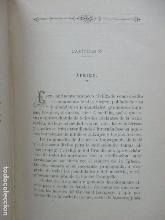 Libros antiguos: MEMORIA SOBRE LA LIGA ADUANERA HISPANO-PORTUGUESA. MARCIAL DE TRINCHERÍA Y DE BOLOS. 1893. - Foto 5 - 105906055