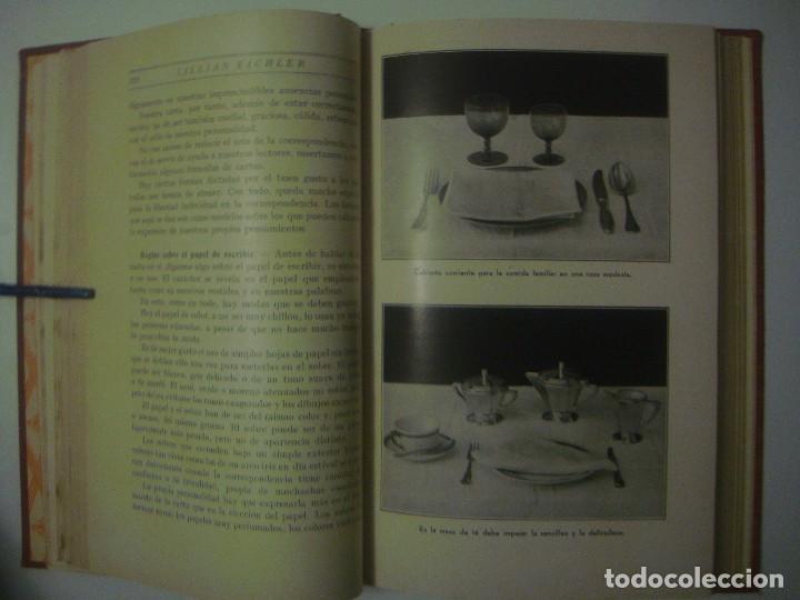 Libros antiguos: LIBRERIA GHOTICA. LILLIAN EICHLER. NUEVO LIBRO DE ETIQUETA. 1932. FOLIO. MUY ILUSTRADO. - Foto 3 - 105931571