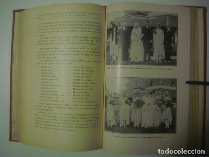 Libros antiguos: LIBRERIA GHOTICA. LILLIAN EICHLER. NUEVO LIBRO DE ETIQUETA. 1932. FOLIO. MUY ILUSTRADO. - Foto 4 - 105931571