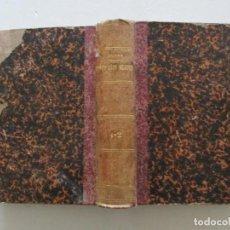 Libros antiguos: VEINTE AÑOS DESPUÉS. (CONTINUACIÓN DE LOS TRES MOSQUETEROS). DOS TOMOS EN UN SOLO VOLUMEN. RM84988.. Lote 105957039