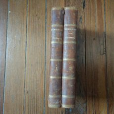 Libros antiguos: HUMBOLDT. COSMOS (VOL I Y III) (1874). Lote 103303195