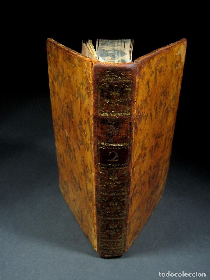 Libros antiguos: Año 1778 Botánica astronomía cirugía y navegación en el Antiguo Egipto Grecia Fenicia artes ciencias - Foto 2 - 106026795
