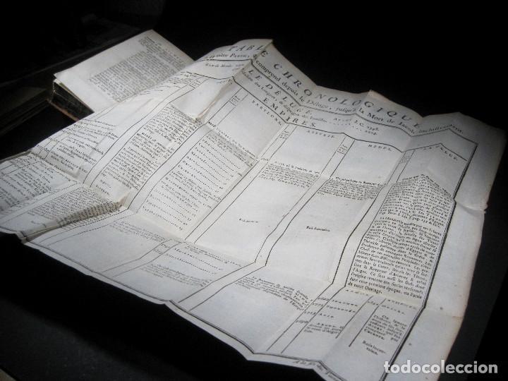 Libros antiguos: Año 1778 Botánica astronomía cirugía y navegación en el Antiguo Egipto Grecia Fenicia artes ciencias - Foto 3 - 106026795