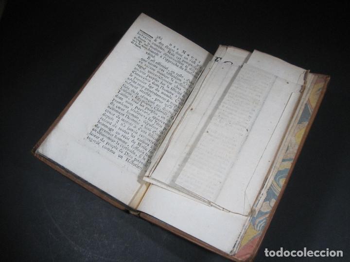 Libros antiguos: Año 1778 Botánica astronomía cirugía y navegación en el Antiguo Egipto Grecia Fenicia artes ciencias - Foto 13 - 106026795