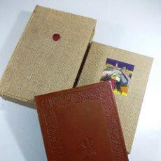 Libros antiguos: FACSIMIL DEL TESTAMENT CODICIL I INVENTARI D'AUSIAS MARCH VALENCIA 1997 NUMERADA. Lote 106042783