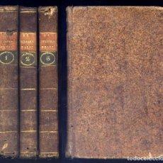 Libros antiguos: ALMEIDA, TEODORO DE. EL HOMBRE FELIZ, INDEPENDIENTE DEL MUNDO Y DE LA FORTUNA, Ó ARTE DE... 1788.. Lote 106051147