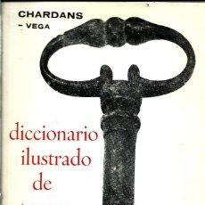 Libros antiguos: DICCIONARIO ILUSTRADO DE TRUCOS. Lote 106051227
