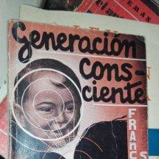 Libros antiguos: GENERACIÓN CONSCIENTE (ANTICONCEPCIÓN) (VALENCIA, 1935) ANATOMÍA, FISOLOGÍA. PRESERVACIÓN CIENTÍFICA. Lote 106085763