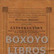 Libros antiguos: MESNARD, M. J. B. HISTOIRE DU PORTUGAL. Lote 101848822