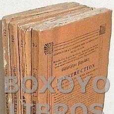 Libros antiguos: CHAMBEYRON, LE DOCTEUR. HISTOIRE DE LA GRANDE-BRETAGNE DEPUIS LES TEMPS LES PLUS RECULÉS, JUSQU'A NO. Lote 101848838